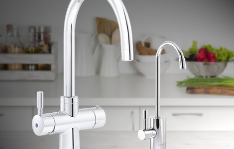 Picture for support category Larunda & Cardea Instant Hot Water Taps