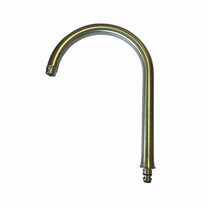 Picture of Franke FilterFlow Corinthian Spout SilkSteel